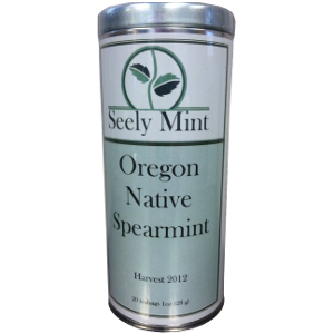 Native Spearmint Tea